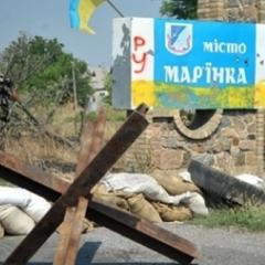 Бойовики ведуть артилерійські та мінометні обстріли по житлових кварталах Мар'їнці та Красногорівці