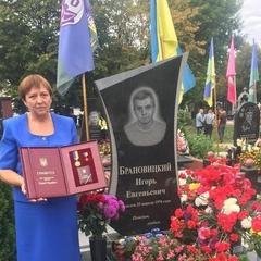 Мати вбитого Моторолою «кіборга» прокоментувала смерть терориста