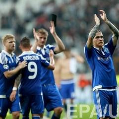 «Динамо» програло «Бенфіці» і опустилося на останнє місце в групі
