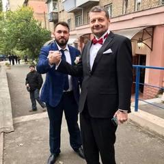 Нардеп Мосійчук втретє одружився (фото)