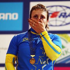 Українка здобула перемогу у велогонці на Чемпіонаті Європи