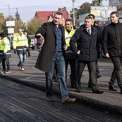 У Києві підрядники будуть ремонтувати дороги власним коштом у випадку неякісного виконання робіт - Кличко