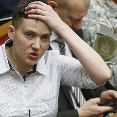Савченко влаштувала у ВР скандал, (відео)