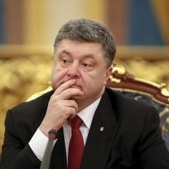 Петро Порошенко дозволив пародії та карикатури