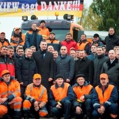 Кличко нагородить кращих працівників «Київавтодору» путівками до Єгипту