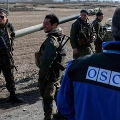 Гарячі точки Донбасу назвали в ОБСЄ