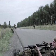 Вражаючі кадри героїв АТО з передової (відео)