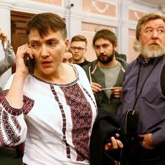 «Я повернулася з пекла живою ще раз» - Савченко про поїздку до Москви