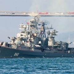 Росія відправила бойовий корабель Чорноморського флоту в Сирію