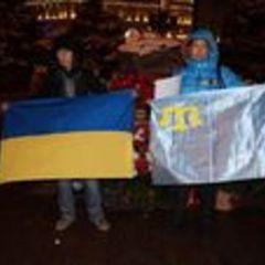 Акція на підтримку України пройшла у Москві