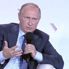 Мережу насмішило фото постарілого Путіна