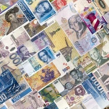 Курс валют на 1 листопада