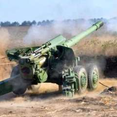 Терористи обстріляли позиції сил АТО в Кримському зі ствольної артилерії калібру 152 мм.