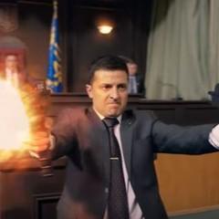 В Мережу потрапило відео, як Зеленський «розстріляв» депутатів Ради (відео)