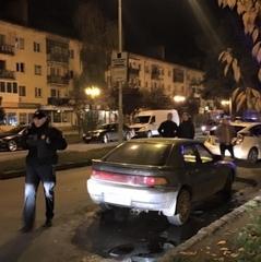 На Закарпатті поліція переслідувала наркоторговця зі швидкістю 180 км/год (фото)
