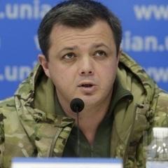 Спростовано інформацію про позбавлення Семена Семенченко військового звання «майор резерву»  (відео)