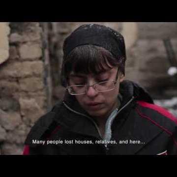 «Десять секунд, які підірвали життя міста» - український фільм про обстріл Маріуполя (відео)