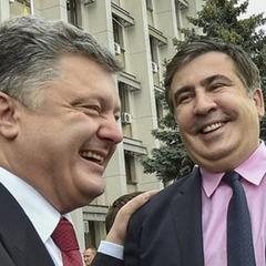 У Порошенка прокоментували заяву про відставку Саакашвілі