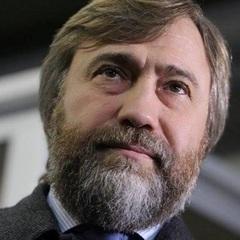 Новинський повернувся в Україну