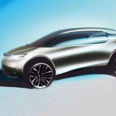 BMW готує до випуску новий електрокар і5