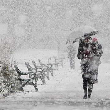 На Україну насуваються сильні снігопади