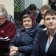Надія Савченко дала свідчення проти ватажка «ЛНР»(відео)