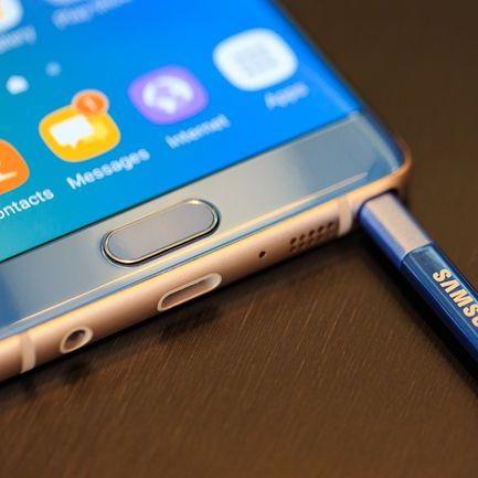 Злодій вкрав Galaxy Note 7, за що був ним і покараний