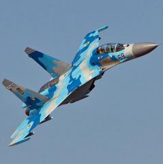 Захоплююче відео з кабіни пілота українського винищувача підкорює мережу (відео)