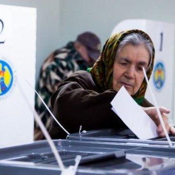 В Молдові завершилось голосування на виборах президента