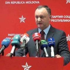 «Федералізація країни - єдиний вихід» -  лідер президентської гонки у Молдові