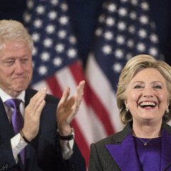 У міжнародних ЗМІ з'явилося повідомлення про розлучення Клінтонів