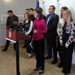 Марушевська йде з посади
