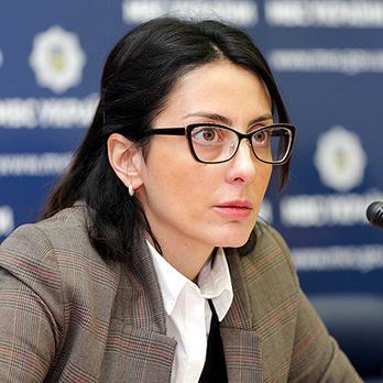 Деканоїдзе заявила про відставку