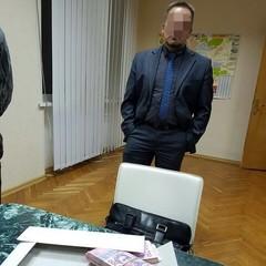 Заступника мера Слов'янська затримано на багатотисячному хабарі