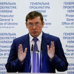 Луценко просить у нардепів дозволу на притягнення Новинського до кримінальної відповідальності
