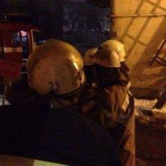 Житловий будинок загорівся в Києві