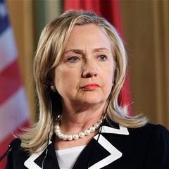 Гілларі Клінтон сказала, що після поразки не хотіла виходити з дому