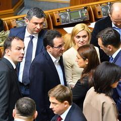 Нардепи від «Самопомочі» відмовились брати участь у голосуваннях парламенту