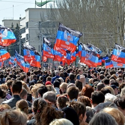 «Всім серцем ненавиджу Україну» - опитування жителів Донецька (відео)