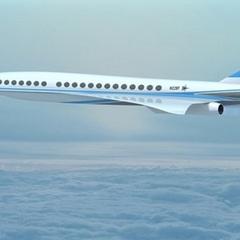 У США представили прототип надзвукового літака