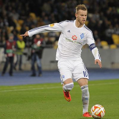 Ярмоленко побив рекорд Шевченка по голам за збірну України за календарний рік