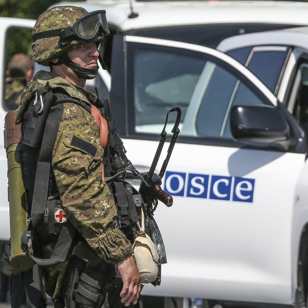 30 тис. осіб перетнуло кордон з Росією на Донбасі,- спостереження ОБСЄ