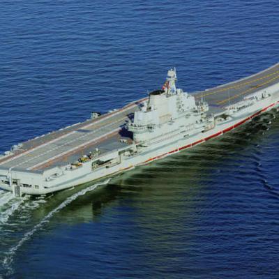 Перебудований український «Варяг» став гордістю китайського флоту