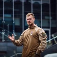 Колишній російський офіцер працюватиме в прес-центрі СБУ