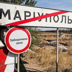 Сурові будні українських військових під Маріуполем (відео)