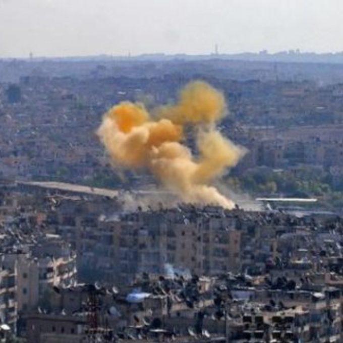 Обстріл повстанців в Алеппо привів до смерті дітей