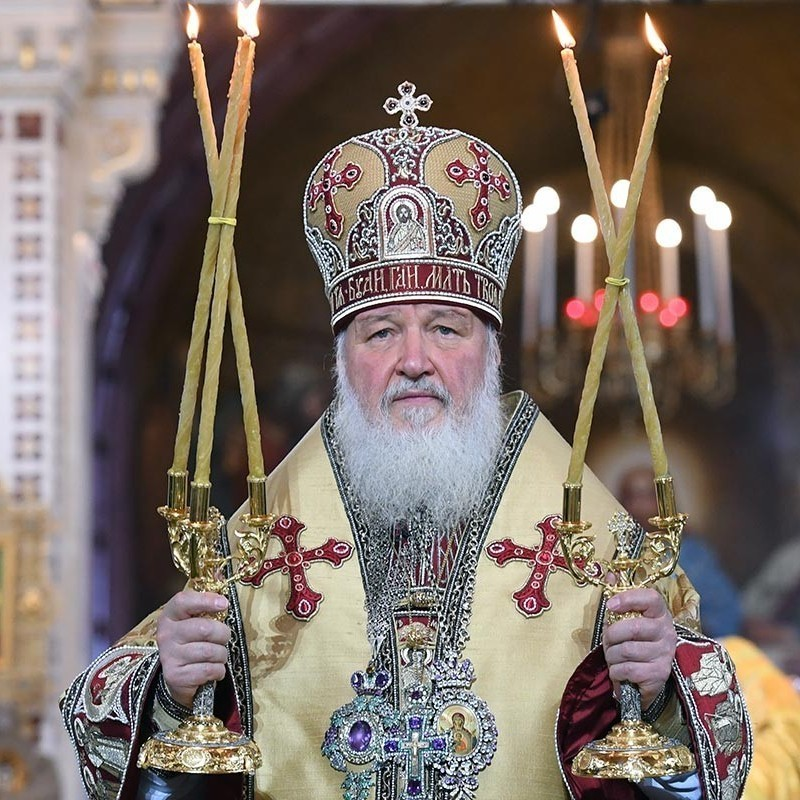 Патріарх Кирило: Примирення Росії і України відбудеться дуже швидко