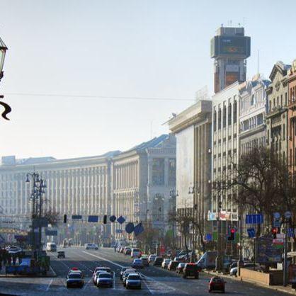У Києві перекрили центр