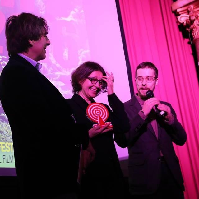 Українська стрічка про Фані Каплан перемогла на фестивалі у Лондоні (відео)