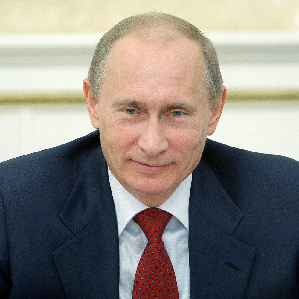 Путін: Кордон Росії ніде не закінчується